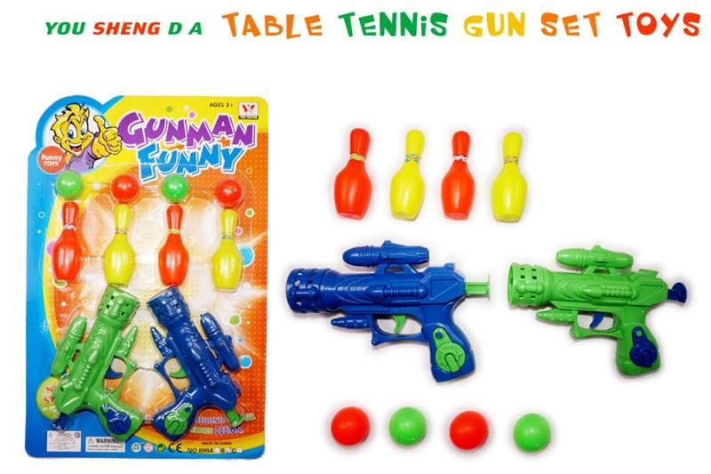 Toy Gun Ping Pong Gun No.TA237110