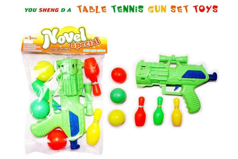 Toy Gun Ping Pong Gun No.TA237112