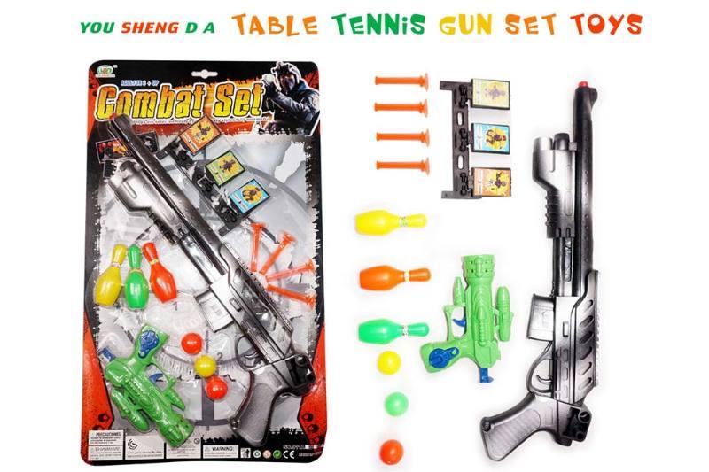 Toy Gun Ping Pong Gun No.TA237115