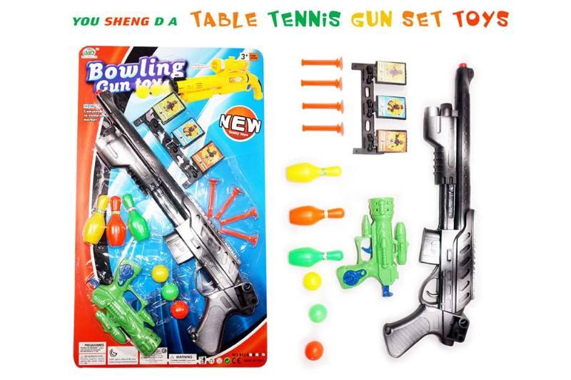Toy Gun Ping Pong Gun No.TA237117