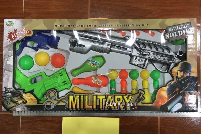 Toy Gun Ping Pong Gun No.TA237120