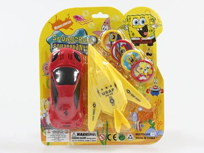 Catapult Toys Airplane Launch Kit (Sponge) No.TA109970