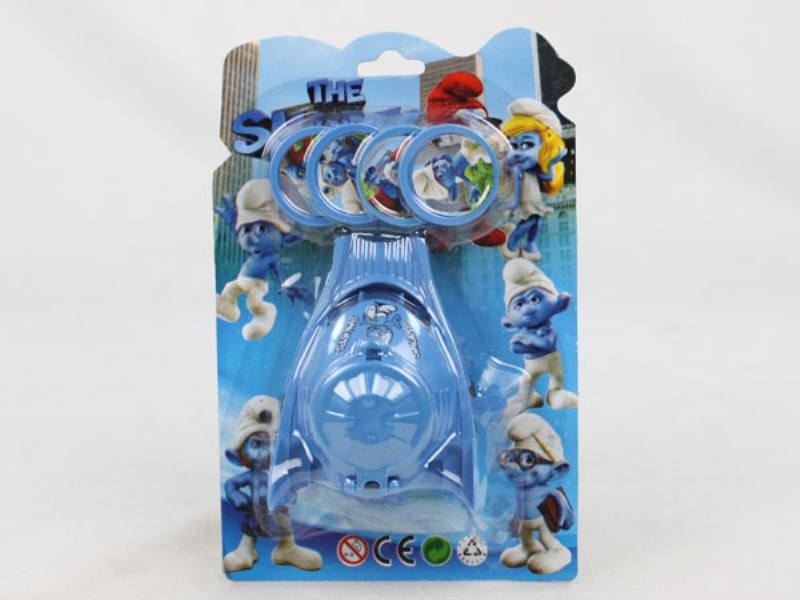 Catapult Toy Smurf Launcher No.TA109978
