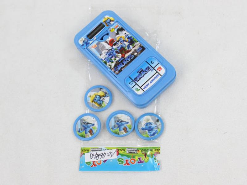 Catapult Toy Smurfs Launch Phone No.TA109981