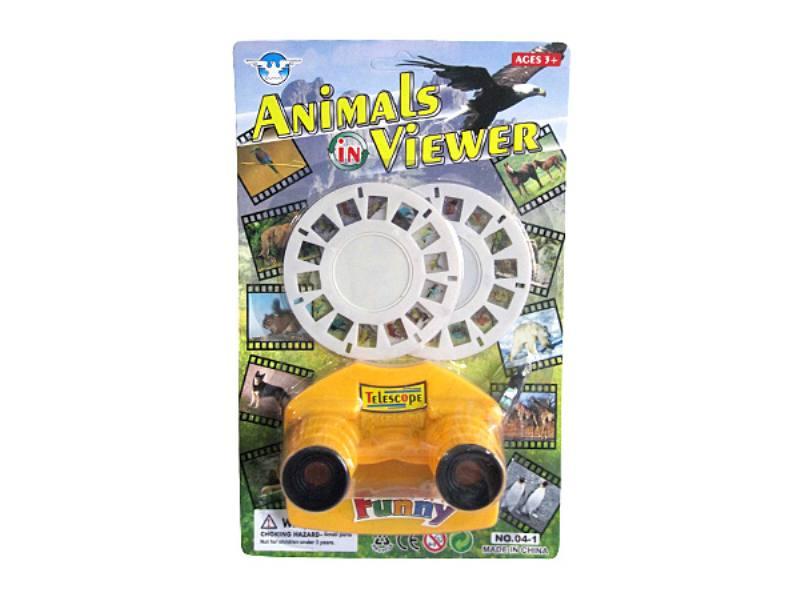 Telescopes, glasses, toy, glasses, kids, birthday gift, portable, exploration toy, Muslim  No.TA120540