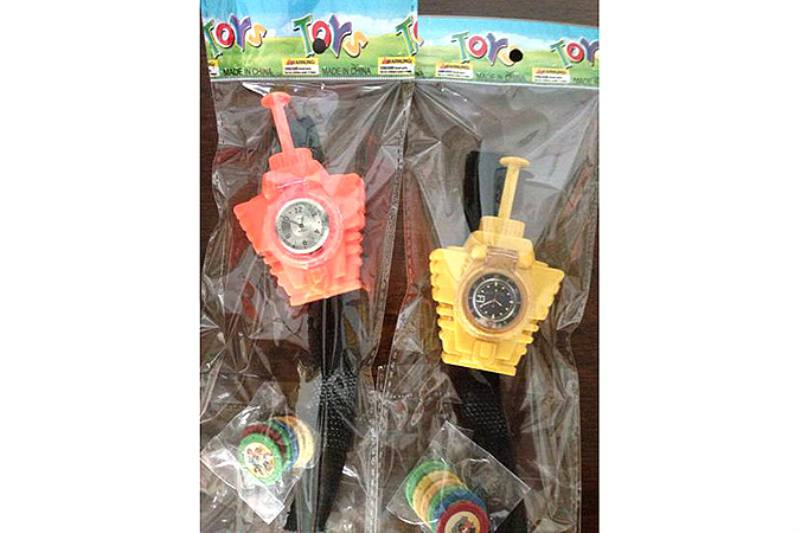 UFO Toy Series Ejection UFO Watch No.TA211566