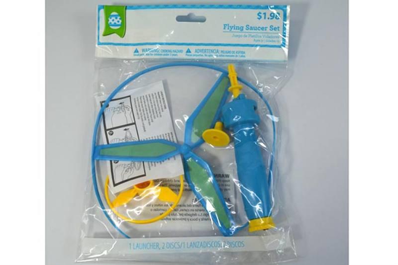UFO Gun Toys Series Rotating UFO Toys No.TA225055