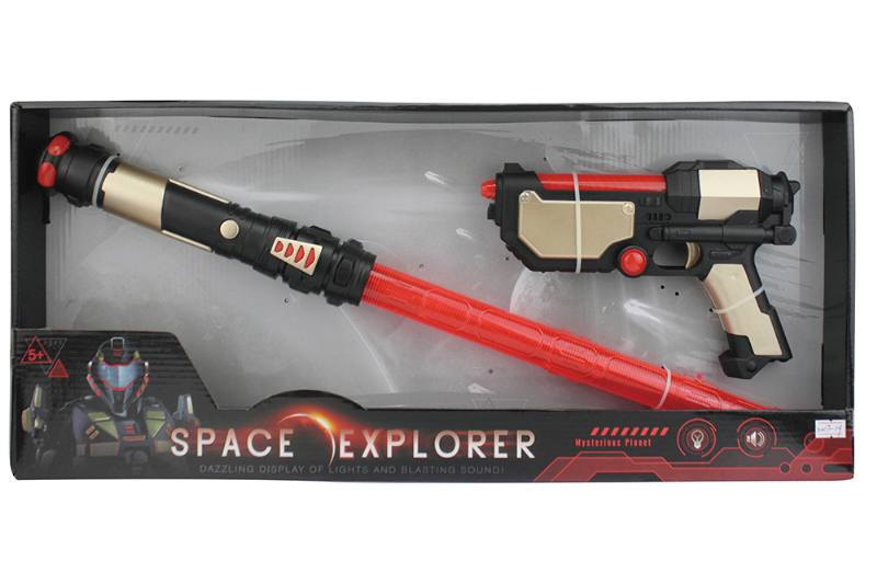 Military Simulation Toys Flash Space SetNo.TA256488