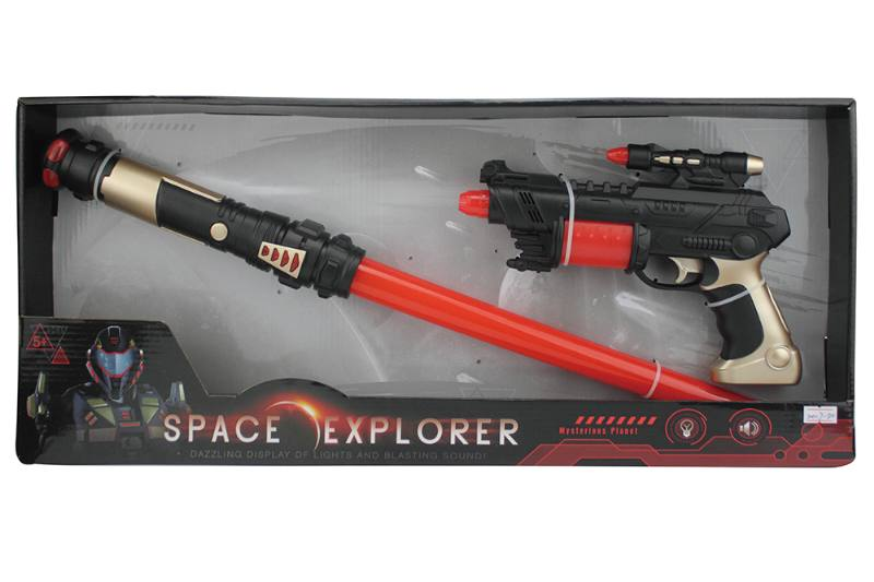 Military Simulation Toys Flash Space SetNo.TA256489
