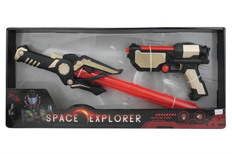 Military Simulation Toys Flash Space SetNo.TA256490