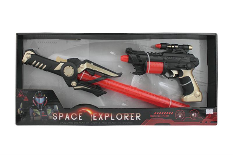 Military Simulation Toys Flash Space SetNo.TA256491