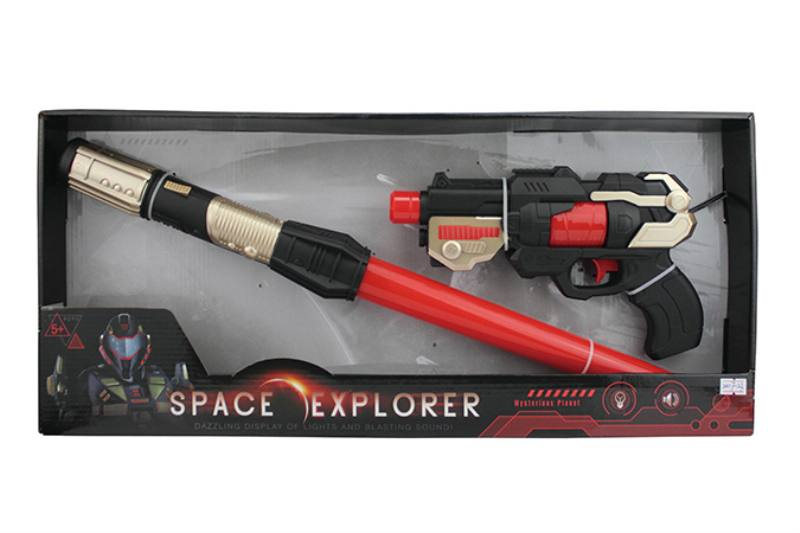 Military Simulation Toys Flash Space SetNo.TA256492
