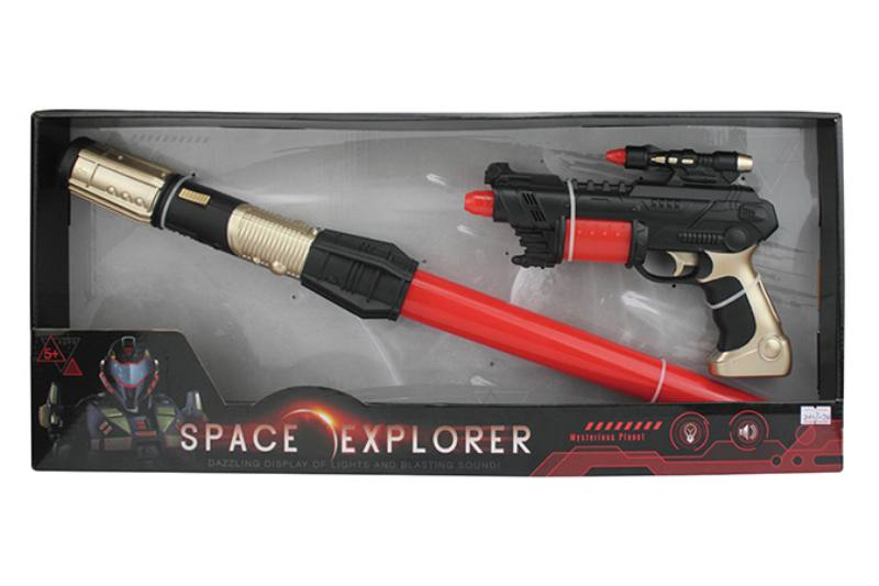 Military Simulation Toys Flash Space SetNo.TA256493