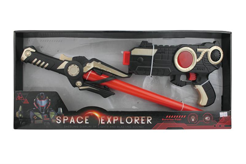 Military Simulation Toys Flash Space SetNo.TA256494
