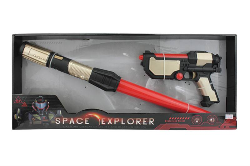 Military Simulation Toys Flash Space SetNo.TA256495