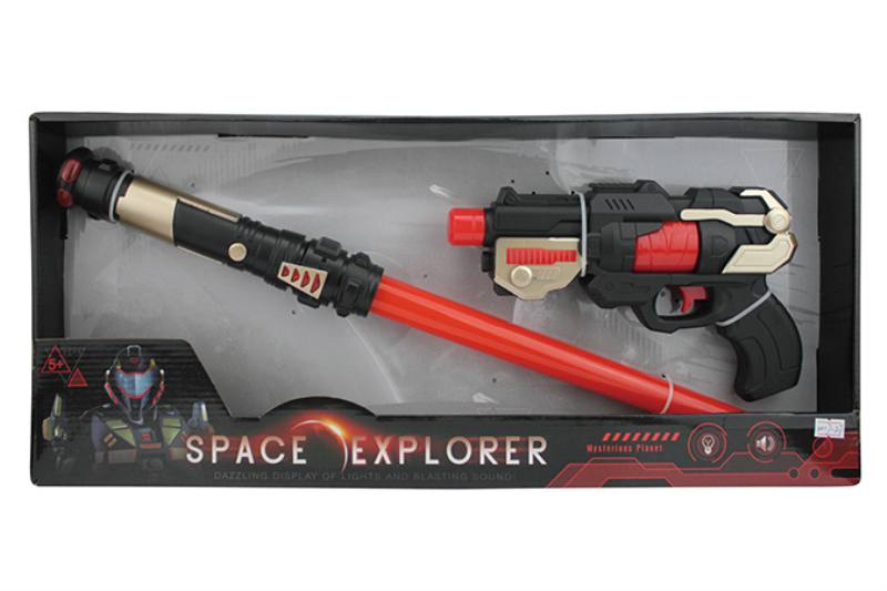 Military Simulation Toys Flash Space SetNo.TA256496