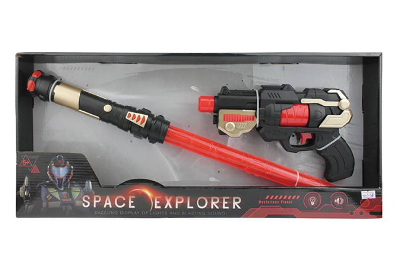 Military Simulation Toys Flash Space SetNo.TA256497