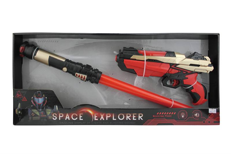 Military Simulation Toys Flash Space SetNo.TA256498