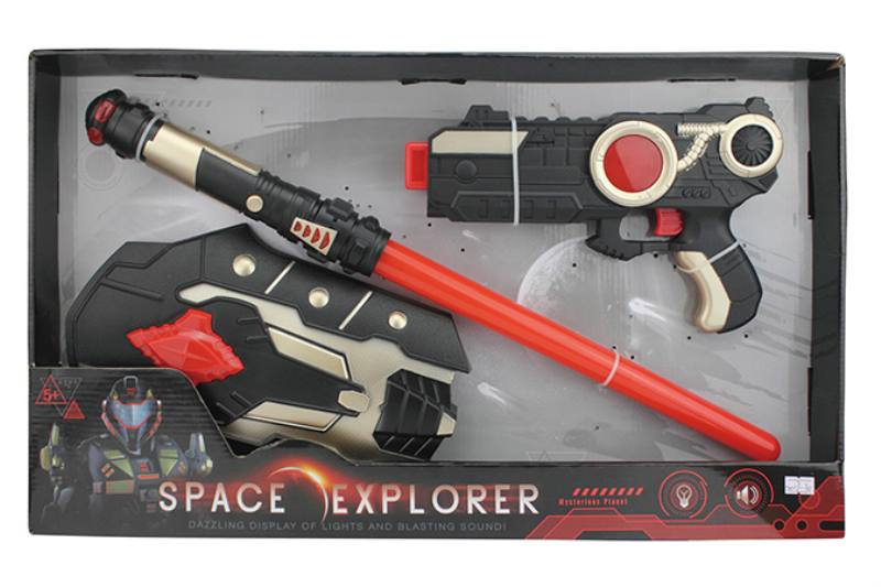 Military Simulation Toys Flash Space SetNo.TA256499