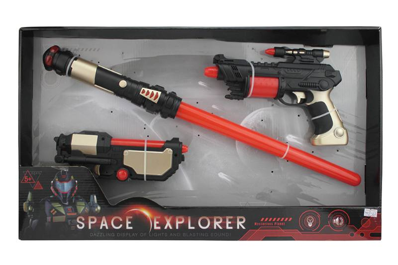 Military Simulation Toys Flash Space SetNo.TA256501