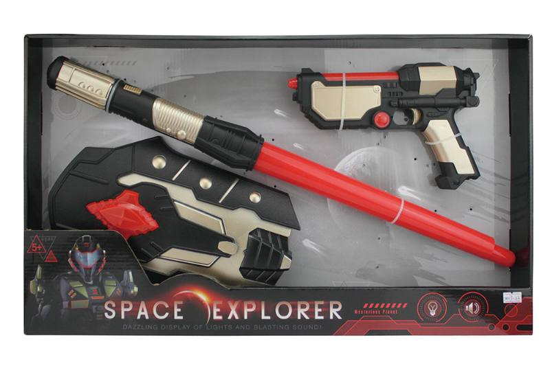 Military Simulation Toys Flash Space SetNo.TA256502