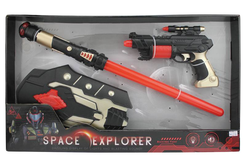 Military Simulation Toys Flash Space SetNo.TA256503