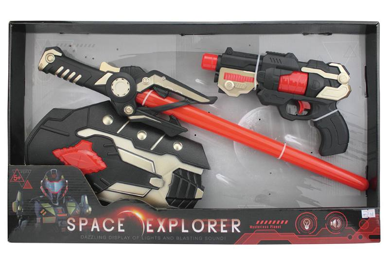 Military Simulation Toys Flash Space SetNo.TA256505