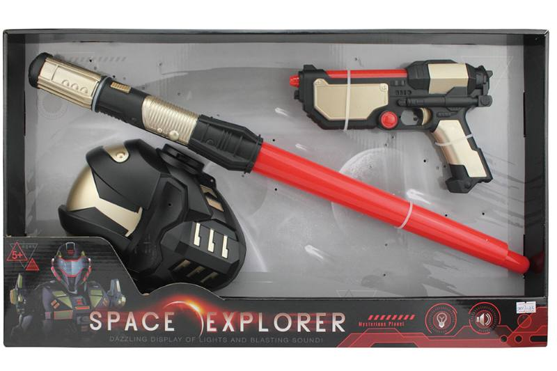 Military Simulation Toys Flash Space SetNo.TA256506