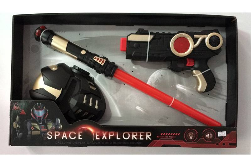 Military Simulation Toys Flash Space SetNo.TA256507