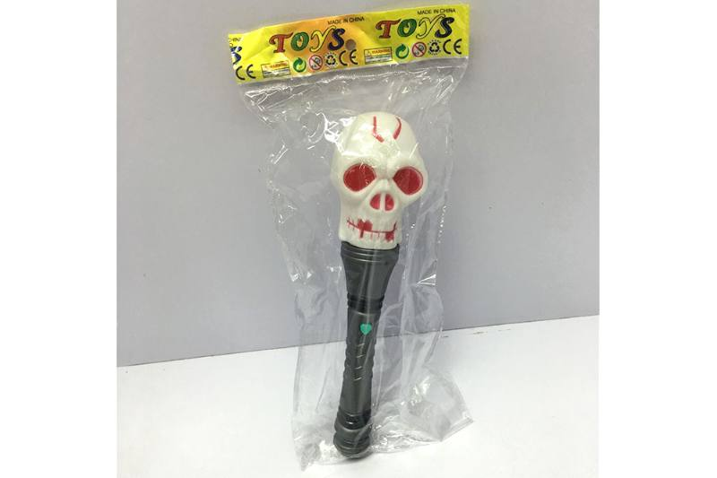 Flash Stick Toy Series Halloween Skull No.TA227318