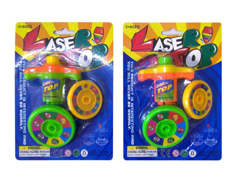 Solid color top educational toy No.TA115580