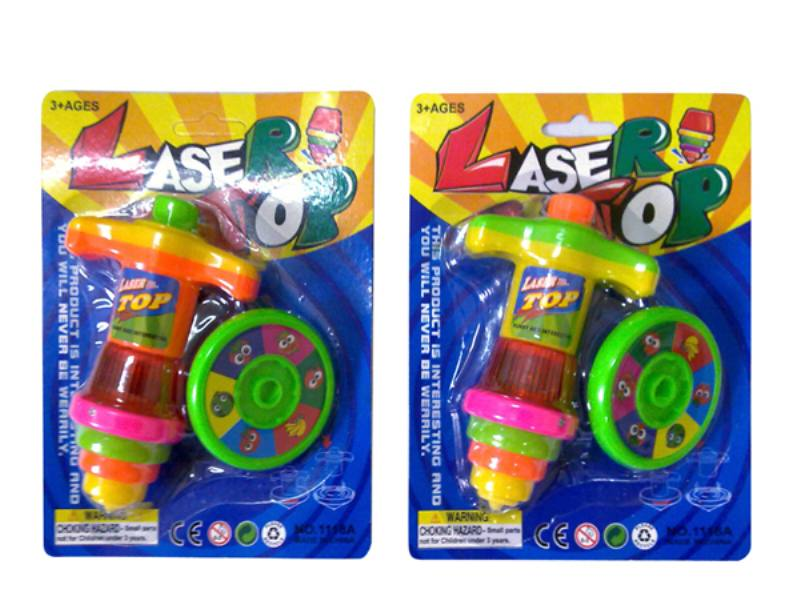 Bounce gyro solid color gyro educational toy No.TA115582