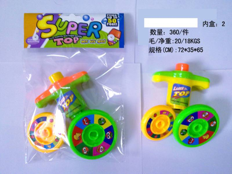 Solid color top educational toy No.TA115584