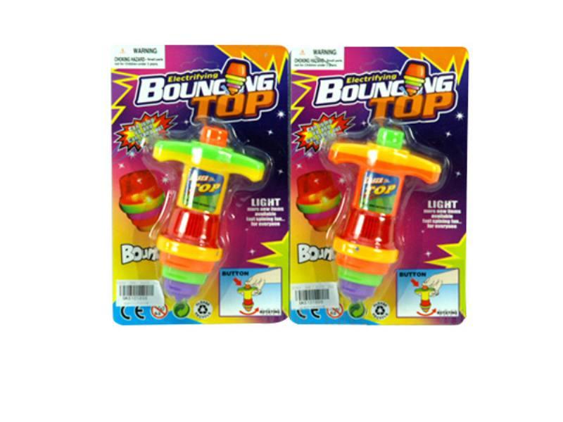 Light bouncing gyro educational toys No.TA115601
