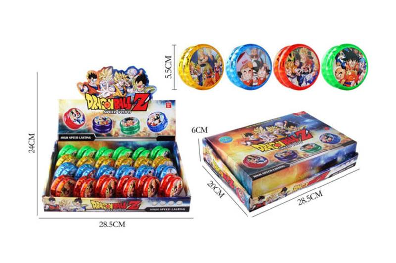 Dragon Ball Yo-Yo with lights (four mixed) No.TA254087