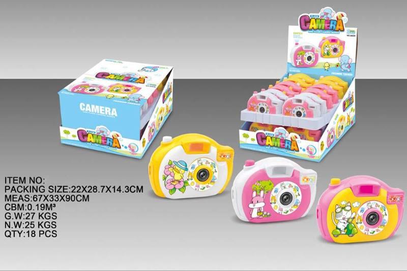Children's Cartoon Camera Toy Series Beauty Camera No.TA219720