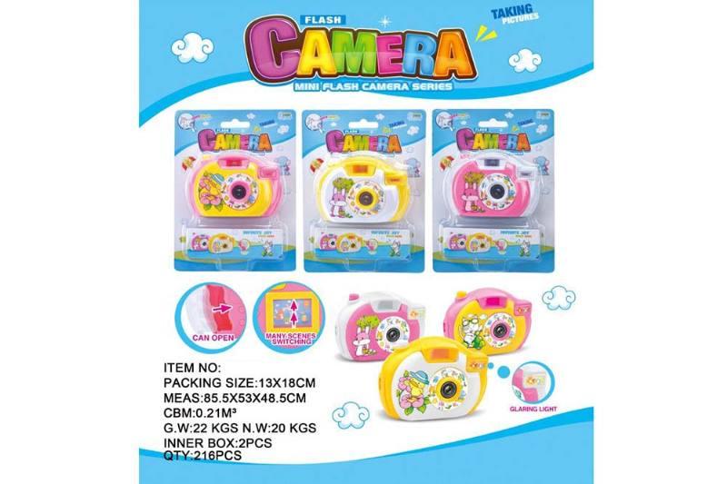 Children's cartoon camera toy series Beauty camera (card) No.TA238159