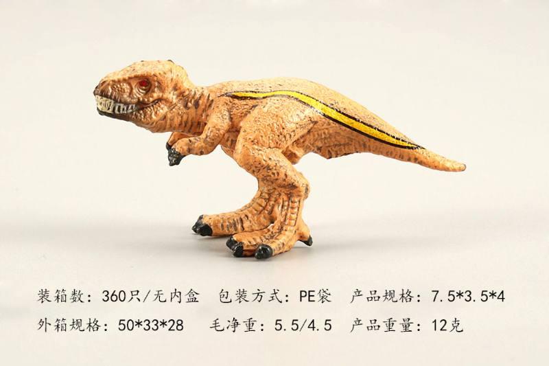 Animal and Plant Model Toys Mini Tyrannosaurus No.TA247688