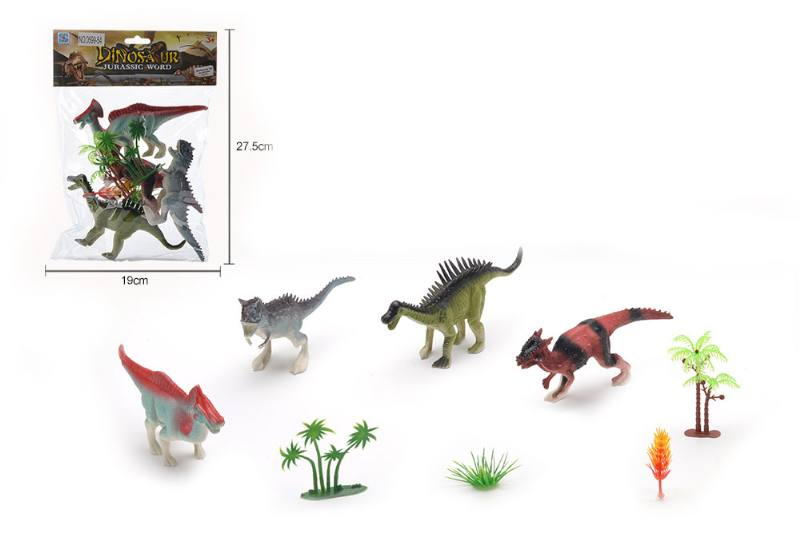 Animal and plant model simulation toy animal simulation dinosaur toy No.TA254493