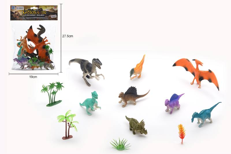 Animal and plant model simulation toy animal simulation dinosaur toy No.TA254494