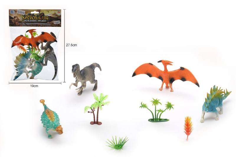 Animal and plant model simulation toy animal simulation dinosaur toy No.TA254495