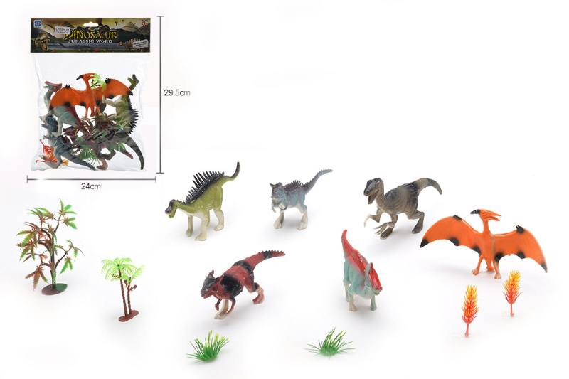 Animal and plant model simulation toy animal simulation dinosaur toy No.TA254496