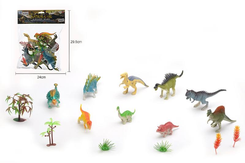 Animal and plant model simulation toy animal simulation dinosaur toy No.TA254497