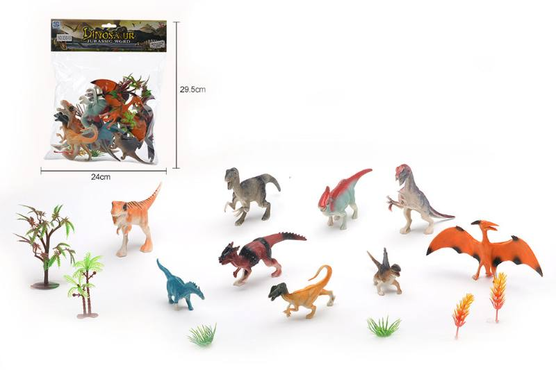 Animal and plant model simulation toy animal simulation dinosaur toy No.TA254498