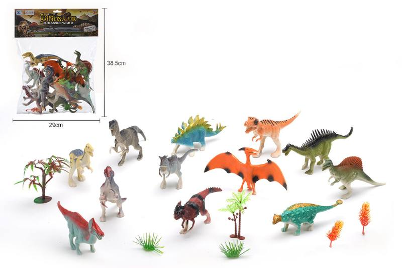 Animal and plant model simulation toy animal simulation dinosaur toy No.TA254499