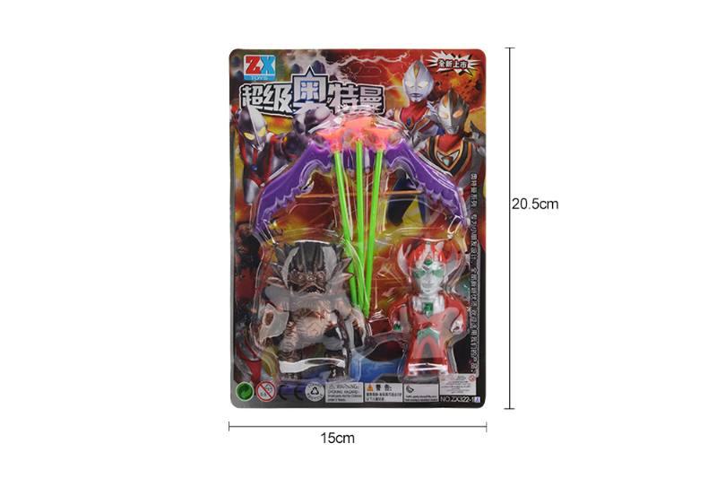 Altmanga bow and monster No.TA252876
