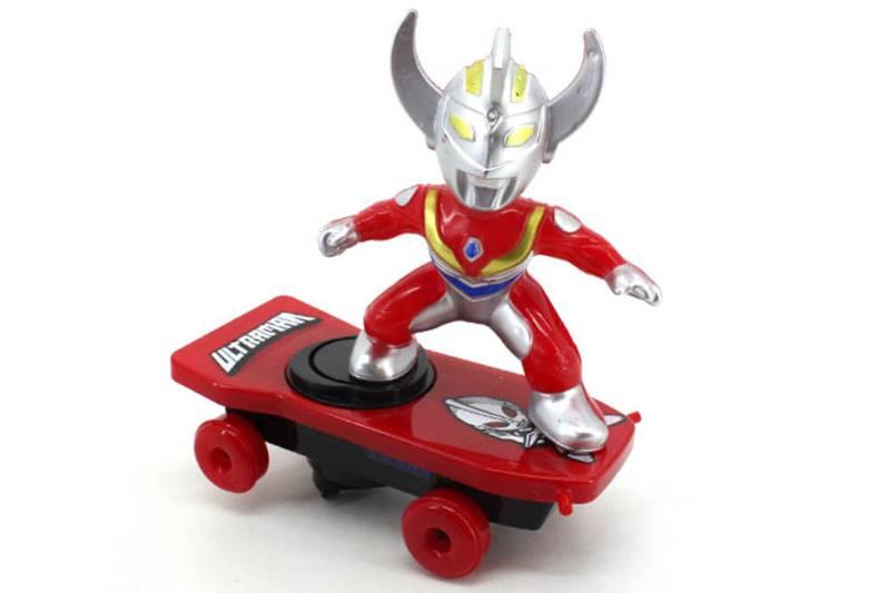 Educational Toys Electric Universal Stunt Altman Skateboard with Light Music No.TA253916