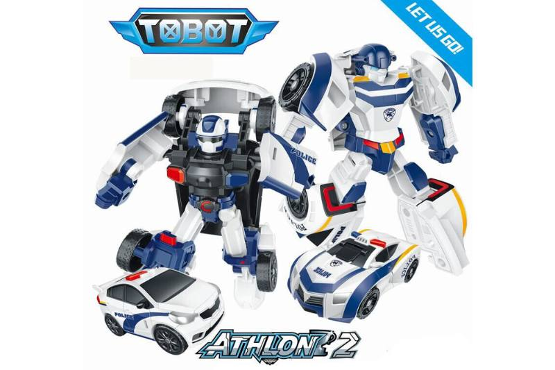 Transforming toy Tobo brothers (second generation) 2 suits No.TA253071
