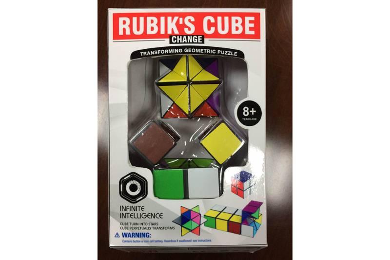 Puzzle Intelligence Cube Toy Rubik's Cube No.TA254566