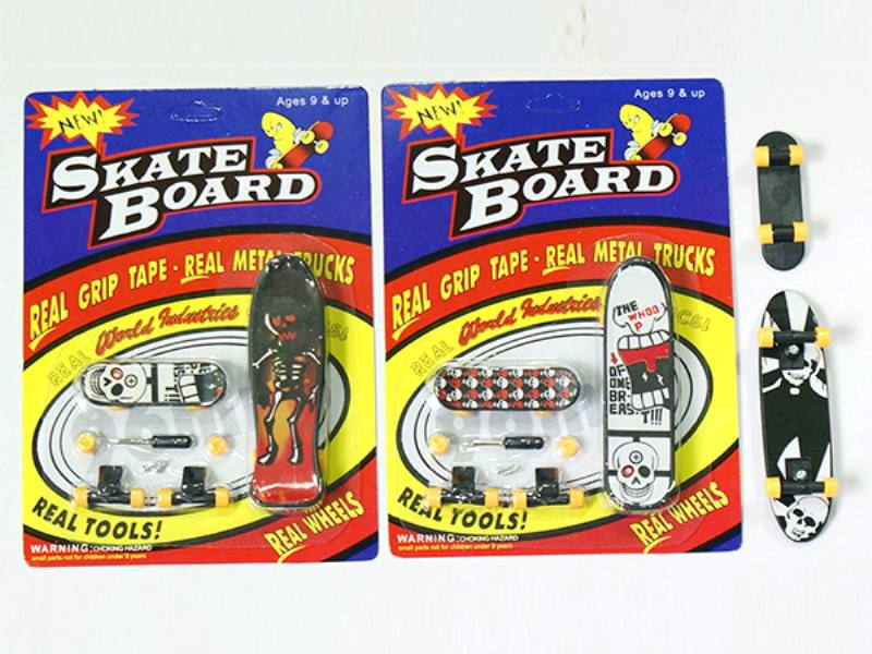 Finger Skate Boarding Finger skateboard Educational Sport Toys No.TA109582